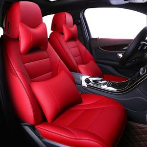 ES ES250 ES350 ES300h ES240 ES200 ES260 CT CT200h Otomobiller Koltuk Kılıfları için ZHOUSHENGLEE Özel Araba Klozet Kapakları