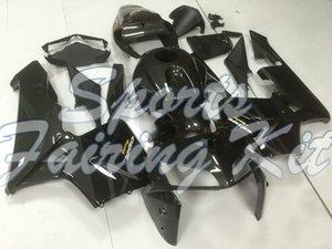 Carénages en plastique pour CBR600 RR 2005 à 2006 Kits corps noir CBR600 RR 2006 Plastic carénages CBR600 RR 2006