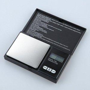 Mini balança de bolso Digital 200g / 0 .01g 300g / 0 .01g Moeda de prata Jóias de Ouro Pesar Jóias Balance Lcd Eletrônica Digital Scale Balance