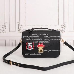 Style Craft Designer Messenger Bag Pochette Bag Metis per donna del design Handbag Purses borsa progettista di Crafty Metils donne con la scatola