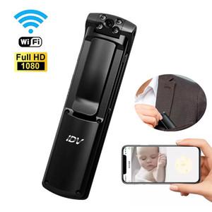 Wireless Mini-Kamera-1080P Wifi Kleine Video-Camcorder Pen Clip Kameragehäuse Cam Abgenutzte Kamera Loop Recording Cam Motion Detection