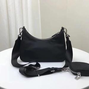 Toptan hobo çanta tasarımcısı omuz çantası kadın haberci çantası bir lüks tasarım stili 2020 yılında maddi unisex üç tuval