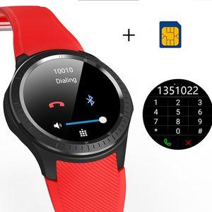 Smart Watch 4G WIFI SIM Card Talk GPS Positioning Smart Bracelet For Android SAMSUNG HUAWEI XIAOMI DZST Original Smart Watchs