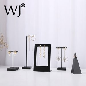 Barbell Dangle Rings Belly Navel Body Stand Rack Bracelet Holder Display Jewellery Piercing Earrings Jewelry Organizer Storage Oodqr