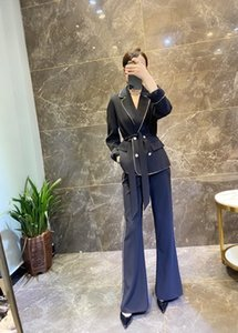 Designer women outfits women two piece outfits designer favourite best rushed best sell 2020 New elegant modern style8X3I