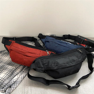 Waterproof Woman Waist Bag Fanny Pack Fashion Chest Pack Outdoor Crossbody Bag Large Capacity Unisex Belt Bags Hip Waist Packs Free Shipping