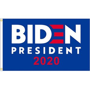 Joe Biden Flag 2020 presidente americano USA Party banner Bandiera 90 * 150cm Trump Joe Biden Elezione Flag CYZ2693