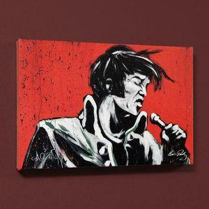 David Garibaldi Elvis Presley Home Decor dipinto a mano HD Dipinti Stampa Olio Su Tela Wall Art Immagini 200927