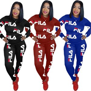 Women brand 2 piece set tracksuit plus size summer fall clothes running pants sweatsuit pullover leggings outfits outerwear bodysuits 0180