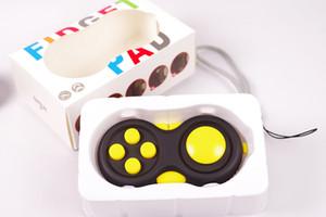 Детская игра Unzip Controller Toys Fidge Pad Уменьшает поднятие давления Подарок Шесть функций как мальчик, так и девочка