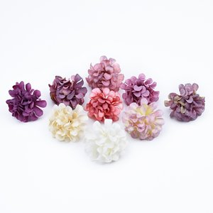 20 30Pcs Mini Silk Carnation Artificial flowers home decor accessories Crafts diy gifts candy box scrapbooking decorative wreath