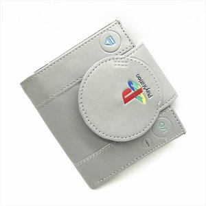 Playstation Wallet Youth Student Short Transverse Game Purse Console Shape Bifold Coin Purse Drop Shipping