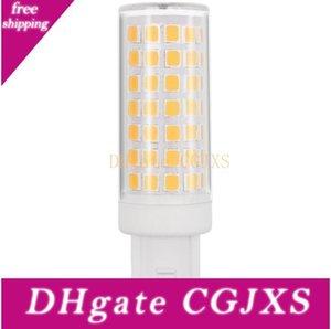 G9 светодиодные лампы без Фиккером AC220V 88leds 2835smd 5w вело шарик Drops