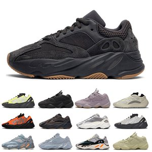 los hombres al por may utilidad negro 500 Running Shoes Soft Mist Visión reflectante de color naranja Fósforo Tefra Piedra Relojes de 700 zapatos deportivos
