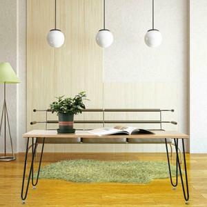 """NOUVEAU 4 * 16"""" Hairpin Table basse Jambes bricolage Set métal de 4 Home Furniture Pièces NOUVEAU PBXy #"""