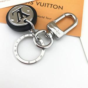 Catena portachiavi alto Qualtiy key di lusso del supporto di chiave dell'anello della catena di marca Designers chiave Porte Clef Uomini Donne regalo auto Bag Portachiavi