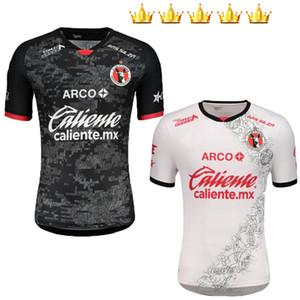 2020 2021 Xolos نادي تيخوانا لكرة القدم جيرسي منزل AWAY 20 21 أسود أبيض Sanvezzo ميلر camisetas المكسيك الدوري المكسيكي الممتاز لكرة القدم البلوزات والقمصان