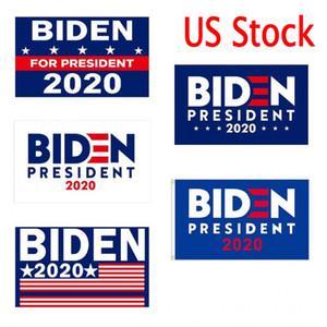 Joe Biden 2020 Seçim Bayrağı Harf Destek Başkan ABD'yi Karşı 90 * 150cm Banner Bayraklar Büyük Asma Trump Sublime Boşluklar