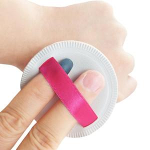 Air-Feeling Cotton Candy Toast Air Cushion Puderquaste Mini-Kissen weich Makeup Sponge Puff 3PCs