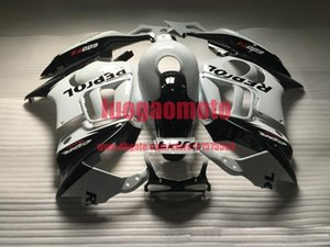 Gifts ABS Motorcycle factory white and blk bodywork fairings set for Honda 1998 CBR600 1997 CBR 600 F3 97 98 cowling fairing kit+Tank cover
