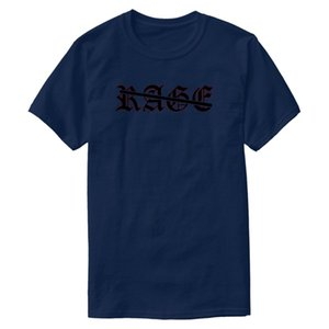 Crazy Black Rage T-Shirt Anti-Wrinkle Classic Solid Color Comics Boy Girl Tshirts 2020 Big Size 3xl 4xl 5xl Tee Shirt