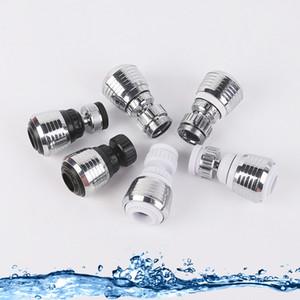 360 Rotation économie d'eau Tap Accueil écologique Pratique bain d'eau robinet diffuseur robinet Buse adaptateur de filtre eau du robinet DH0269