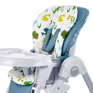 Yeni Bebek Çocuk Kulübeleri Yastık Pad Mat Booster Koltuklar Besleme Sandalye Arabası Yastık Mat 100% Pamuk