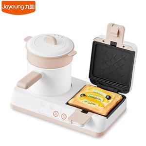 Joyoung GS950 multifunction Breakfast Maker 4-in-1 Household mini Breakfast Machine Heating Sandwich Maker Household Cooking Appliances