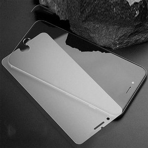 Suitable For Iphone 7 Plus Frosted Screen Protector Anti-fingerprint Tempered Glass Film Suitable For Iphone 11 Pro Xs Xs Max Xr 6 6s 8 Plus
