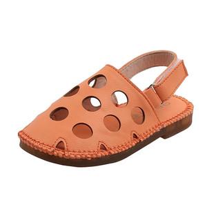Cork Sandles Crianças Sequins praia dos chinelos sandálias Childrens Duplo Buckle verão esfria Chinelos antiderrapantes Casual Indoor Sapatos Sandalias 21-30