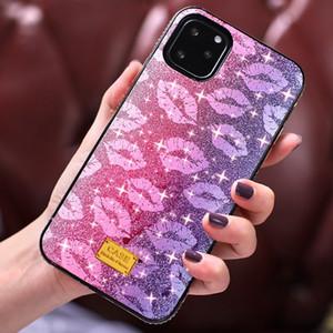 Luxury Bling Bling Premium Rhinestone Glitter Phone Case For iPhone 11 PRO MAX XS XR X 6S 7 8 Plus Diamond Gradient Case