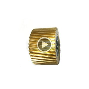 Tongsheng tsdz2 engrenage en matière plastique / métal pour 36V / 48V tsdz moteur du moteur replament