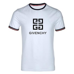 Mens Designer T-shirt mode noir T-shirts hommes T-shirts à manches courtes Top T-shirts décontractés pour femmes Hip Hop Streetwear t-shirts AMI01 Givency