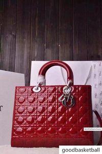 messenger bag Women bag real Leather Handbags Leather Shoulder Bags totes size:32-25-12cm