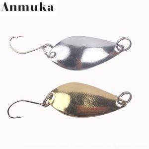 Anmuka simulation vente à chaud faux Paillettes sequins faux appât faux sequins métalliques Luya 5,1cm / 2,9g faux appât n8EW3