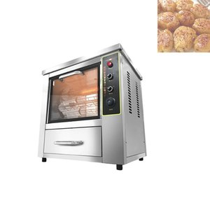 Easy Operation Factory Directly Supply Corn Roasting Machine Baking Oven For Sweet Potato Electric Roasted Sweet Potato Machine Purple sweet