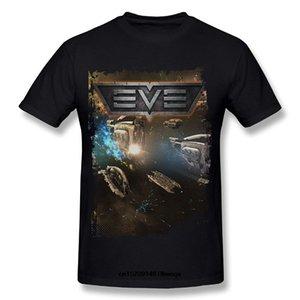 Drôle T-shirts EVE Online Logo Hommes Jeux T-shirt Chemise classique