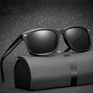 1030 Männer polarisierten Sonnenbrillen square Spiegel Photochromic Sonnenbrillen Frauen Driving Goggles Gafas De Sol Günstige Brillen Online sungla UXSSH #