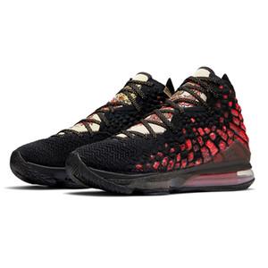 Satılık Cesaret nedir monstar'lar ı Promise çocuklar için ucuz erkek yeni LeBrons 17 XVII EP basketbol ayakkabıları Jamesi spor ayakkabısı tenis mağaza womens