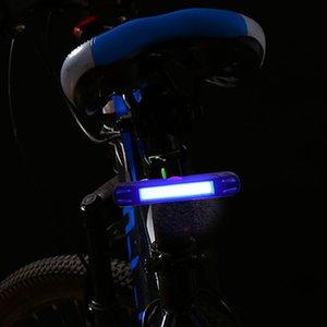 bisiklet kuyruk ışık arka ışık su geçirmez led yol dağ MTB bisiklet lambaları GUB uyarı # bisiklet lambası