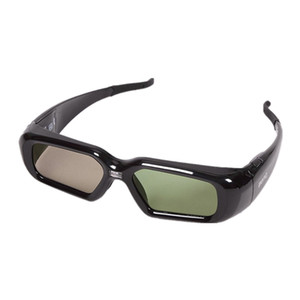 Freeshipping 2pcs / lotti 144Hz DLP Active Shutter Glasses Shutter 3D per BenQ