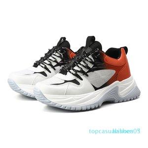 Run Luxo Tripler Fashoin Longe pulso Triple S Mens Designer Oxford Futebol Tênis Rubber Platform instrutor Casual Leather Sneakers L05