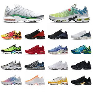nike air max plus tn airmax 2020 TN forma mais if tênis para homens Branco preto de ar 3D Glasses Throwback Futuromaxairmax mens formadores exterior sneakers