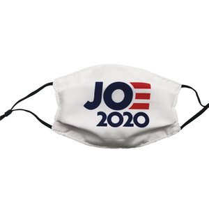 Biden Face Mask Joe Biden America Election Supplies Dust-proof Printing Mask Can Insert Filter DHL Free Shipping EWE2771
