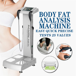 2020 Состав Professional Fat Анализ Machine Body Fat Analyzer Body Analyzer Body Analyzer Элемент с принтером