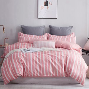 Bedding Set Twin Full Queen King Size Single Bed Duvet Cover Sets Print Bed Linen Quilt Covers XF755-10