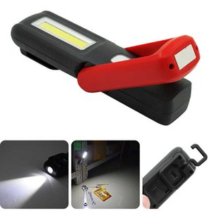 Built-in Battery Magnetic COB+XPE Work Lamp USB Rechargeable Led Waterproof Torch Bicycle Hanging Light Lantern