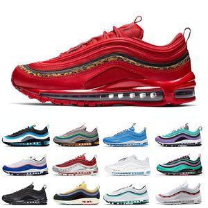 Chaussures de course classiques pour hommes RED LEOPARD Bullet Noir Sunburst bleu et rose Terres des femmes des chaussures de sport de gros chaussures de sport taille 36-45