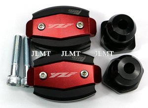 Protección Falling Crash Protector Frame Slider YZFR1 YZF-R1 YZF YZF1000 R1 2009 2010 2011 2012 2013 2014 09 10 11 12 13 14 14