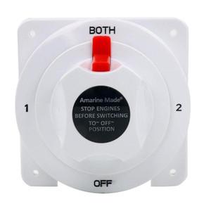 12-36V haute puissance RV Yacht batterie Interrupteur d'alimentation New Marine Protection automobile Commutateur